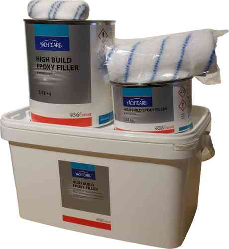 High Build Epoxy Filler 5 kg